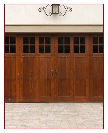 Side Hinged Garage Doors, Traditional Garage Doors | Orpington, Kent